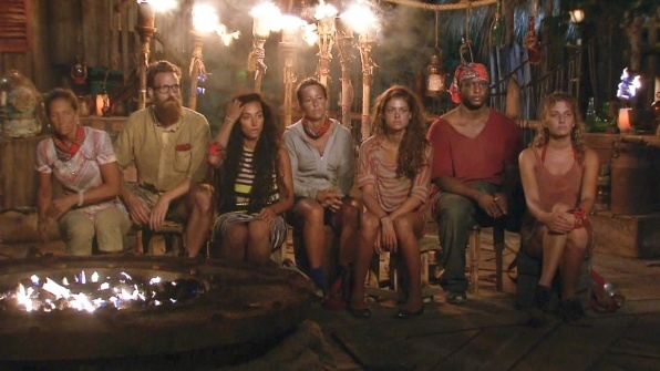 tribal council for survivor worlds apart 2015 images