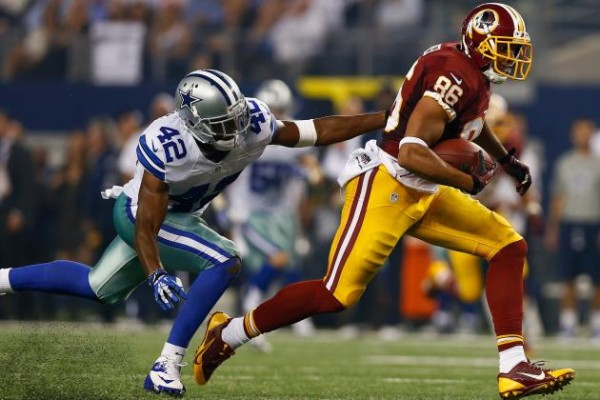 washington redskins beat dallas cowboys down 2015 nfl