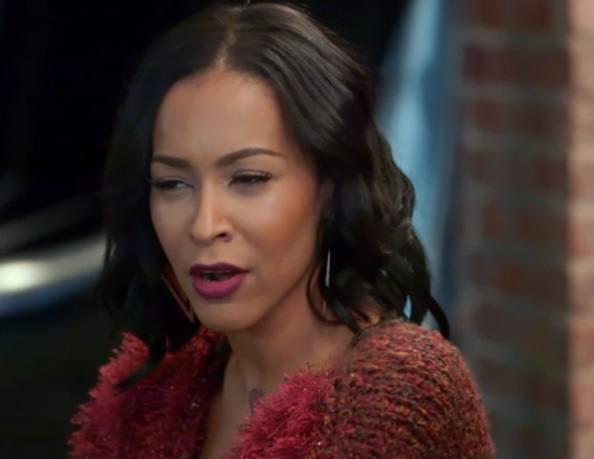 LOVE & HIP HOP NEW YORK Ep 514: Jhonni Blazes On Rich | Movie TV