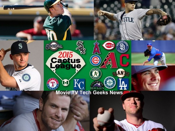 2015 cactus league best of mlb images