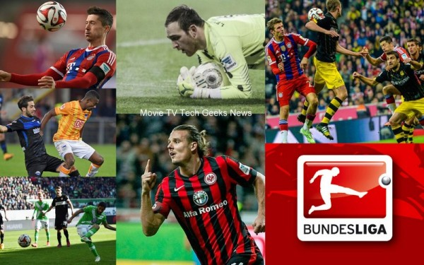 Bundesliga Game Week 27 Review 2015 images
