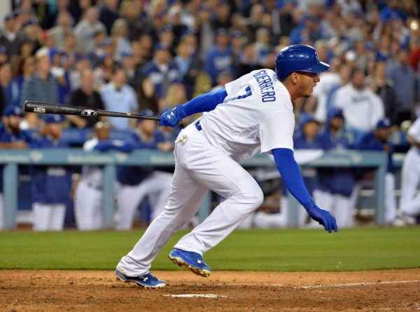 alex guerrero top man dodgers for mlb national league 2015