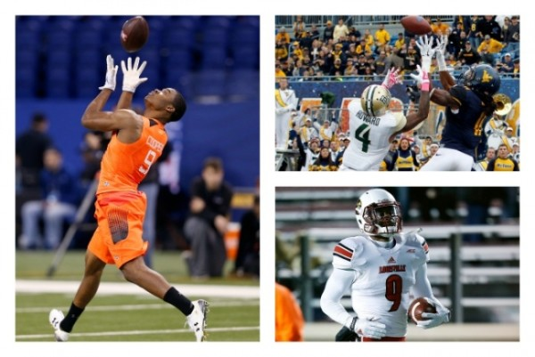 amari cooper kevin white and devante parker nfl draft first round picks 2015