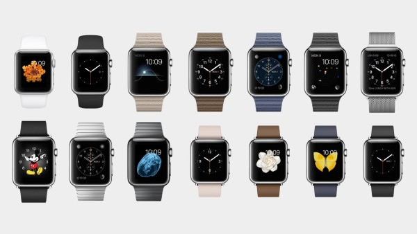 apple expects apple watch to sell out friday 2015 images