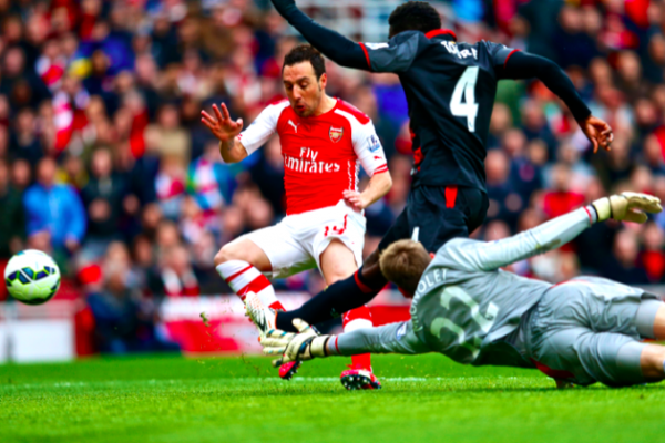 arsenal beats liverpool premier league 2015
