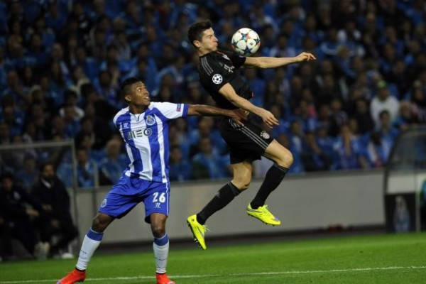 bayern munich beaten by porto champions league soccer 2015