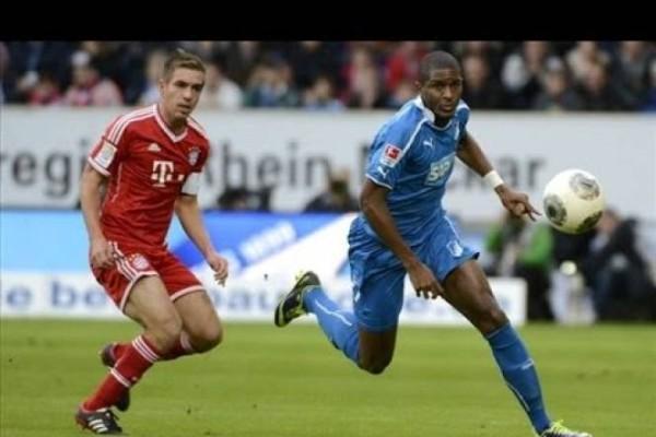 bayern munich beats hoffenheim bundesliga 2015 soccer