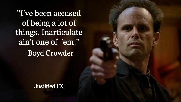 boyd crower justified quotes 2015
