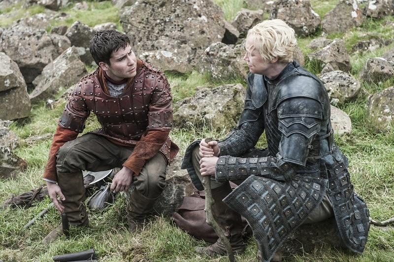 Game Of Thrones Ep 502 Recap Arya S Black Amp White