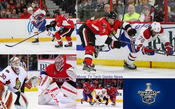 canadiens vs senators game 4 stanley cup playoffs nhl 2015