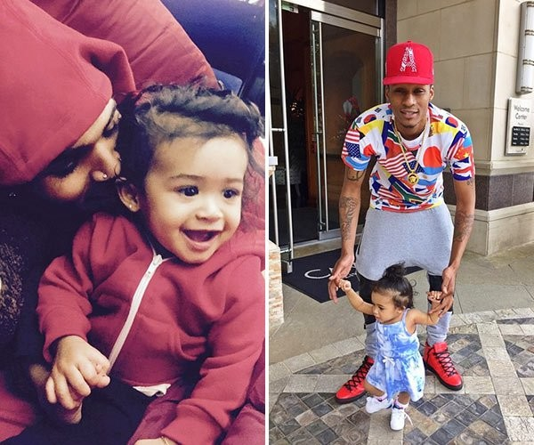 chris brown baby vs king ba 2015 gossip