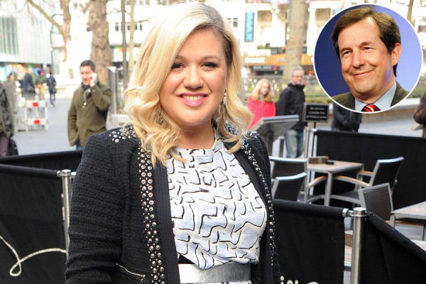 chris wallace calls kelly clarkson fat on fox 2015 gossip