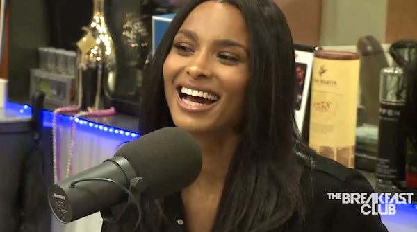 ciara on breakfast club 2015