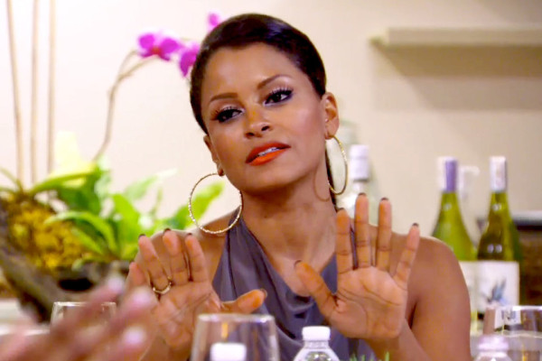 claudia jordan is peacemaker on real housewives of atlanta 2015claudia jordan is peacemaker on real housewives of atlanta 2015