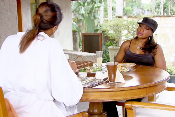 claudia sharing with phaedra parks rhoa 2015