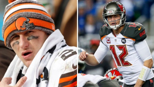 cleveland browns moving on to josh mccown over johnny manziel 2015
