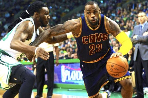 cleveland cavaliers beat boston celtics nba 2015