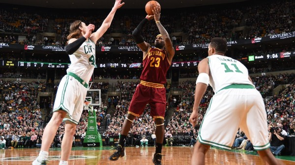 cleveland cavaliers vs boston celtics nba playoffs 2015