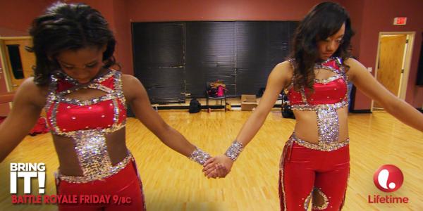 dancing dolls prayer for purple diamonds bring it 2015