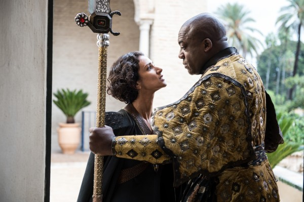ellaria sand lashing on doran martell in game of thrones 502 2015 images