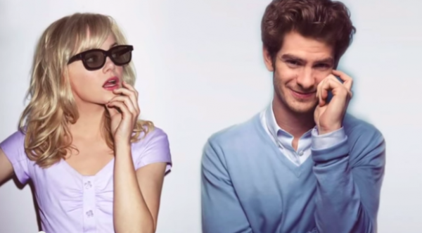 emma stone andrew garfield taking a break now 2015 gossip