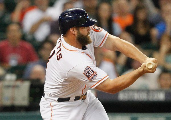 evan gattis top man winner for al mlb week 1 2015