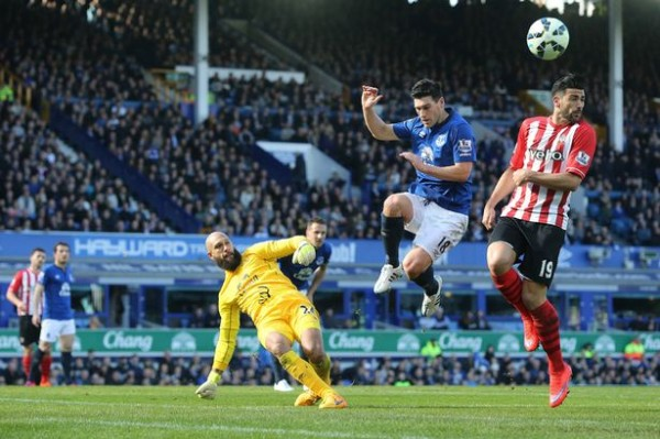 everton beats southampton premier league 2015