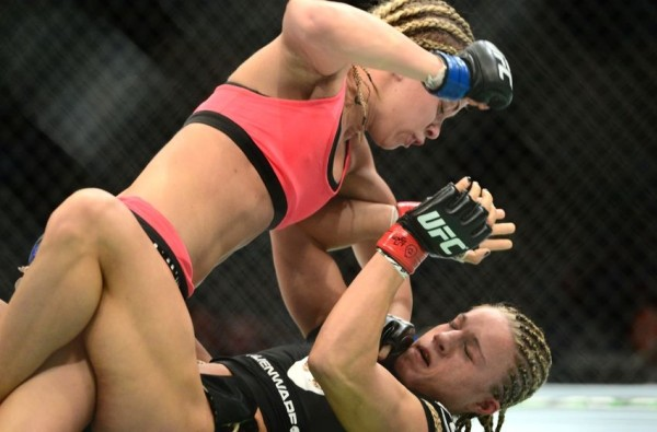 felice herrig slammed by paige vanzane ufc fight night 2015