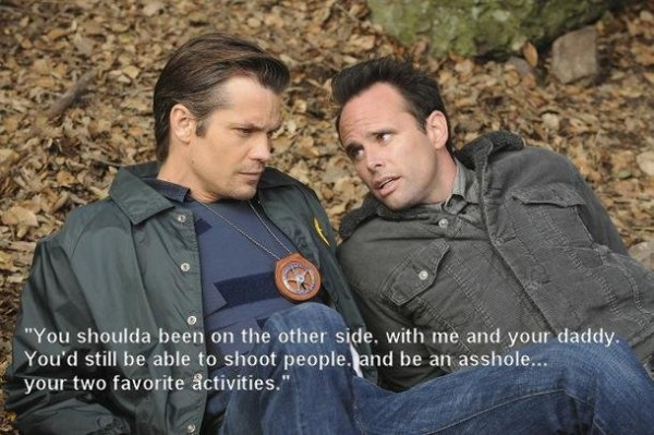 funny raylan givens justified quotes 2015