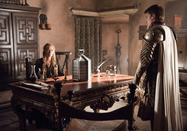 game of thrones 5 jamie with cersie black white recap 2015
