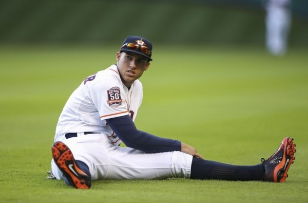 george springer bottoms out al mlb losers week 1 2015