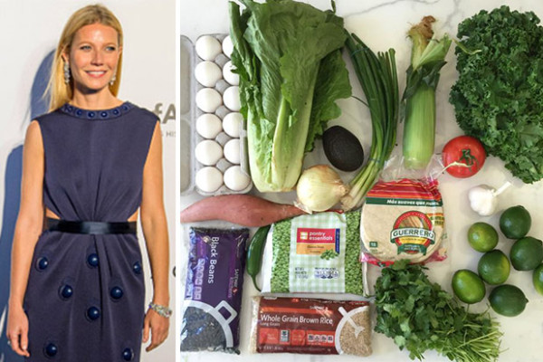 gwyneth paltrow takes snap poverty challenge and fails 2015 gossip