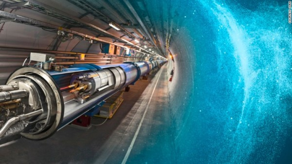 hadron collider back in business 2015