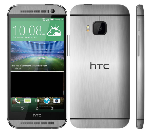 htc one m9 smartphone images 2015