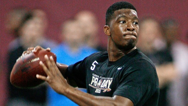 jameis winston skipping 2015 nfl draft