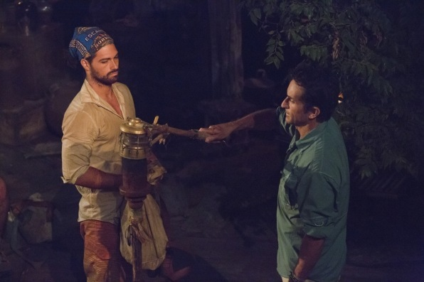 jeff probst puts joaquin souberbielles flame out on survivor worlds apart 2015