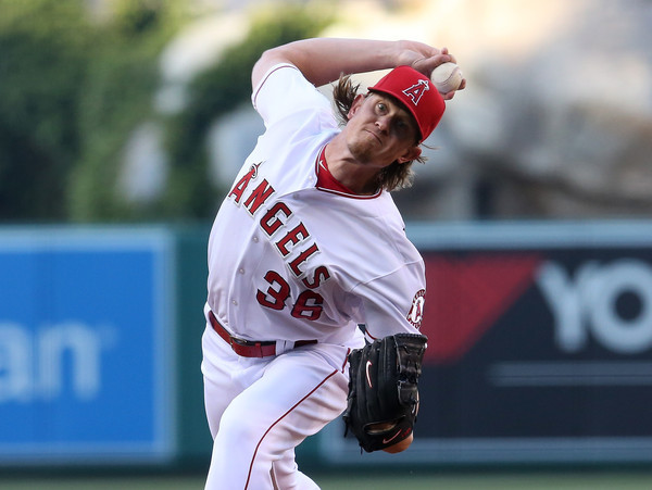 jered weaver bottoms out for al mlb losers week 1 baseball 2015