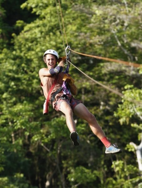 joe anglim ziplining bulge on survivor worlds apart ep 8 images