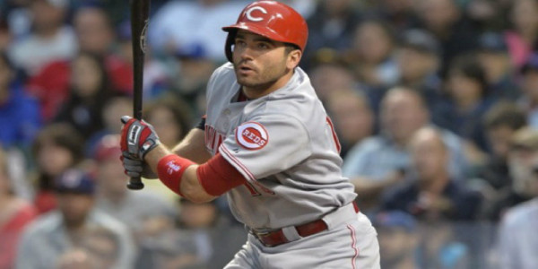 joey votto top man for reds mlb baseball 2015