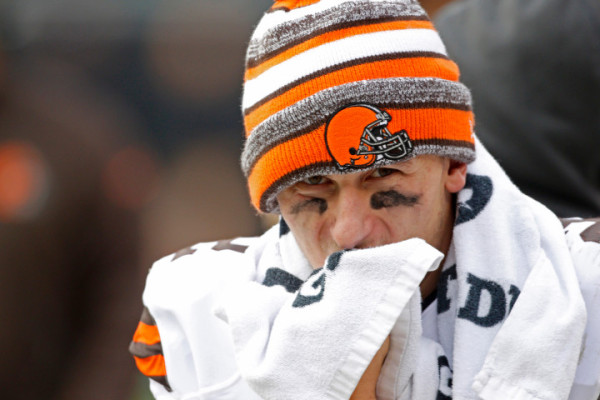 Johnny Manziel bringing down cleveland browns fine 2015