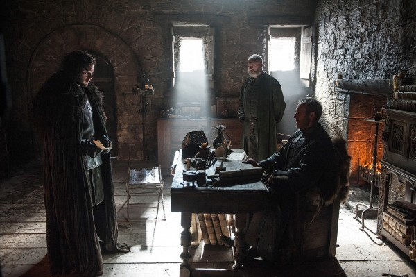 jon snow castle black game of thrones ep 502 images