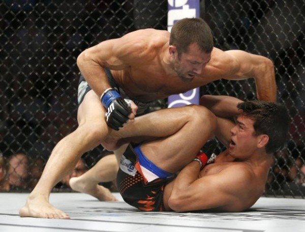 luke rockhold tears up lyoto machida for ufc fight night 2015