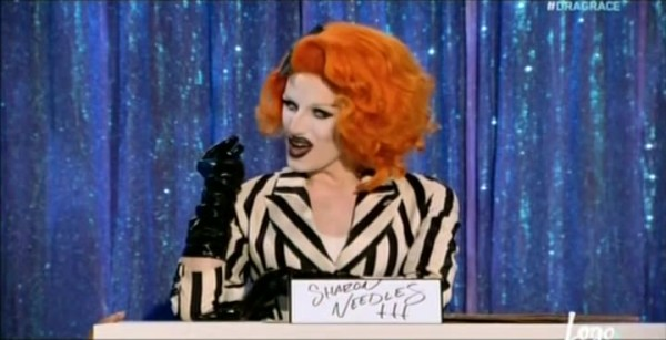 max as sharon needles snatch game rupauls drag race 707 2015