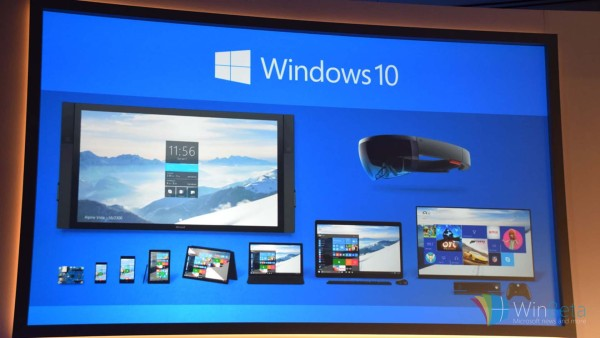 microsoft redstone update for windows 10 2015