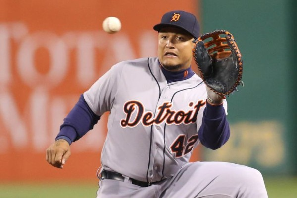 miguel cabrera top winner al mlb week 1 baseball 2015