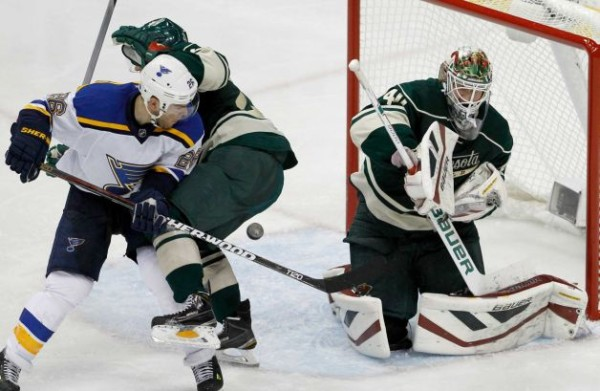 minnesota wild beats st louis blues 2015 stanley cup playoffs