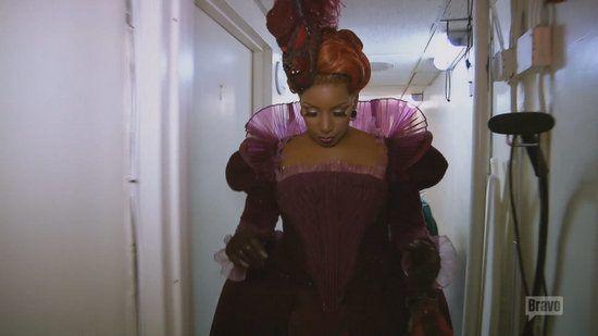 nene leakes cinderlla time on real housewives of atlanta 2015
