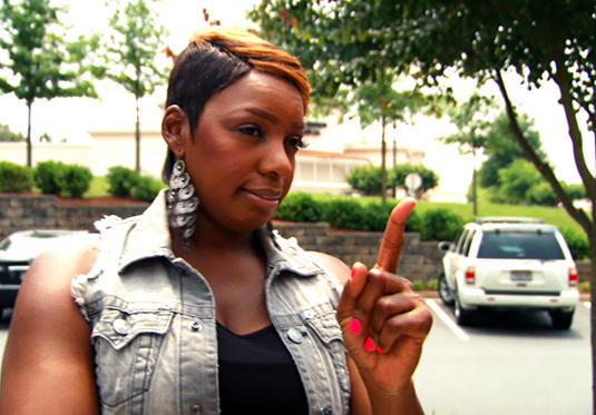 nene leakes ghetto girl angry face real housewives of atlanta 2015