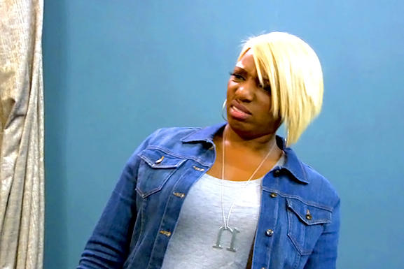 nene leakes stank face real housewives of atlanta 2015
