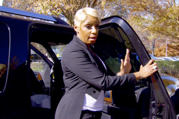 nene leakes walks away from tension again rhoa 2015